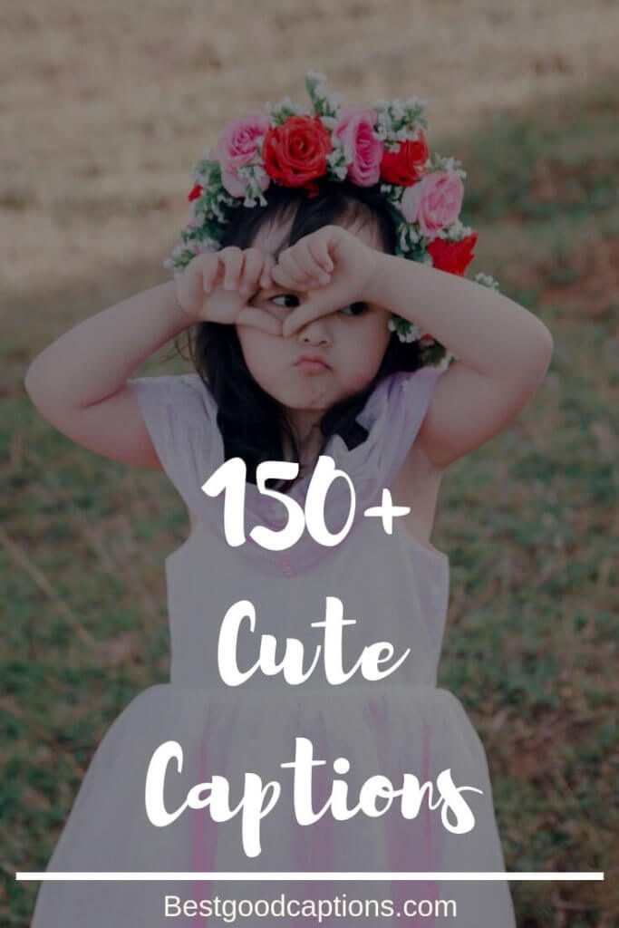 Cute Captions for Instagram Pinterest