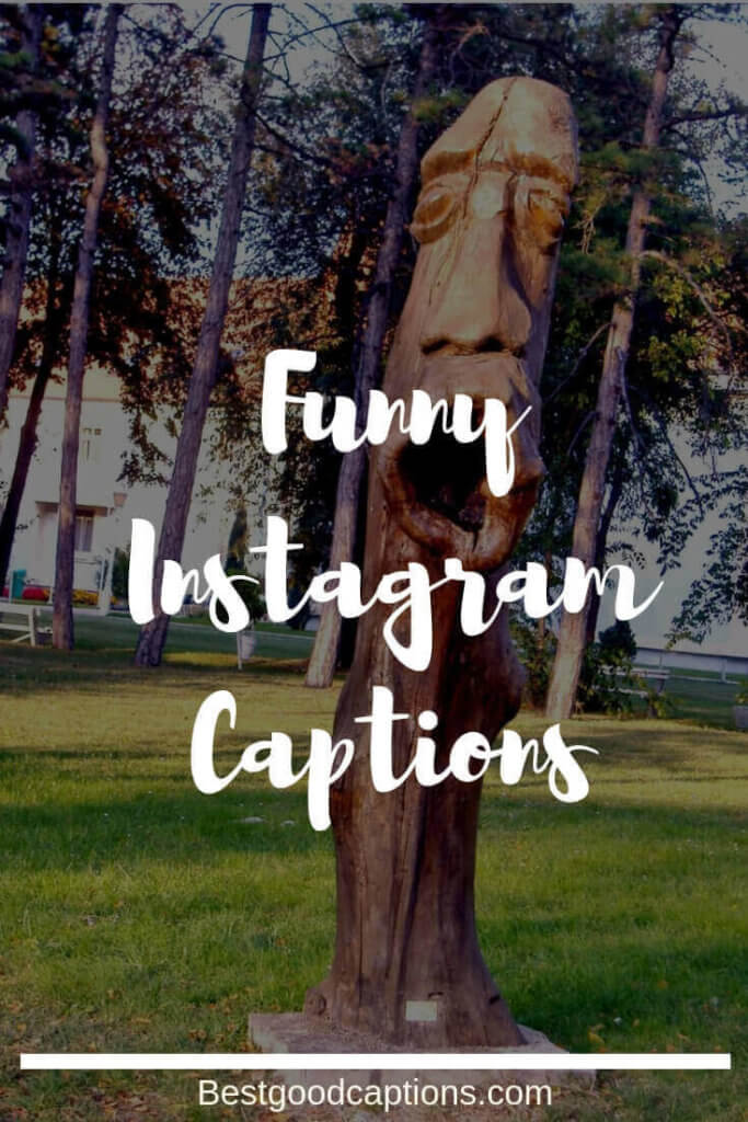 Funny Instagram Captions - Funny captions for Friends