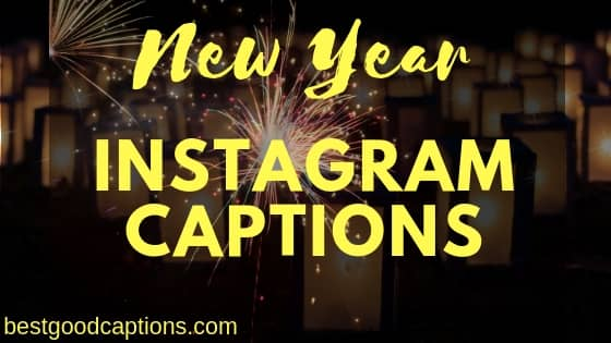 50 Best Funny New Year Captions For Instagram For Friends Couples