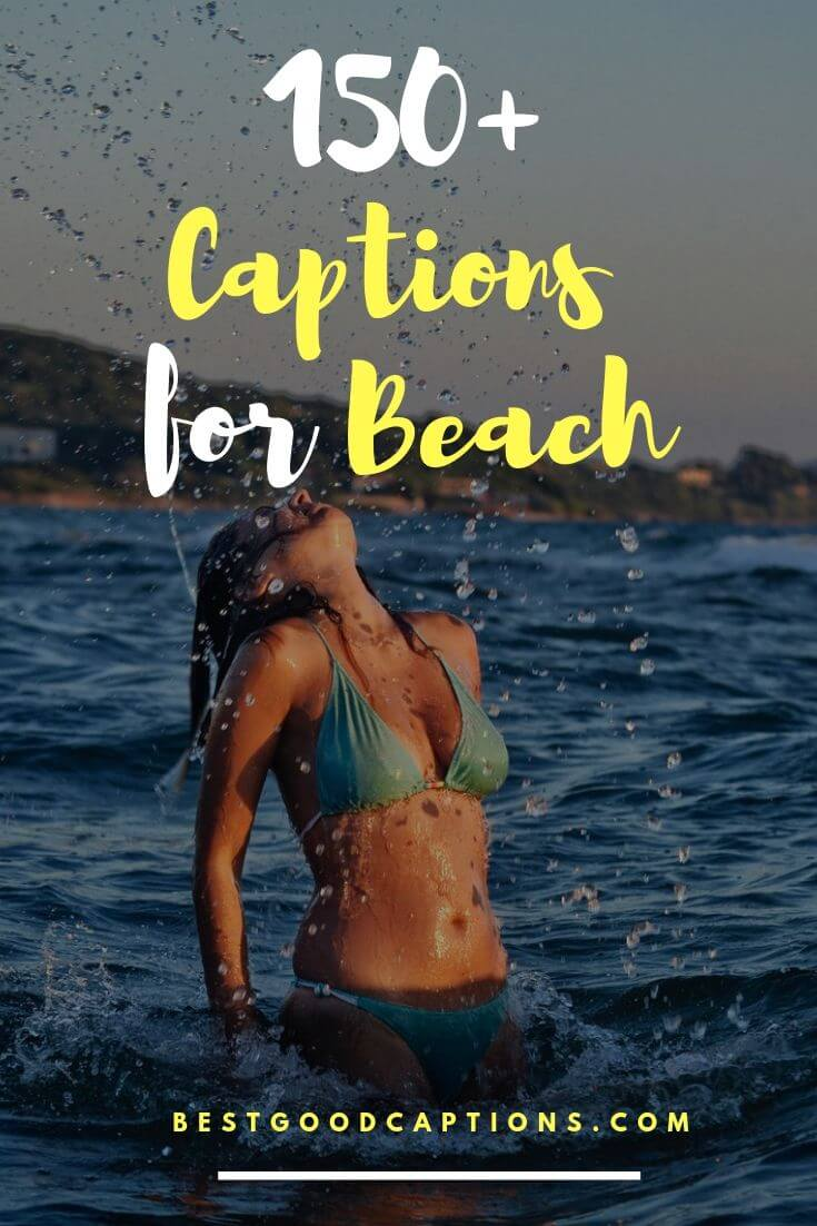 Best Instagram Captions for Beach