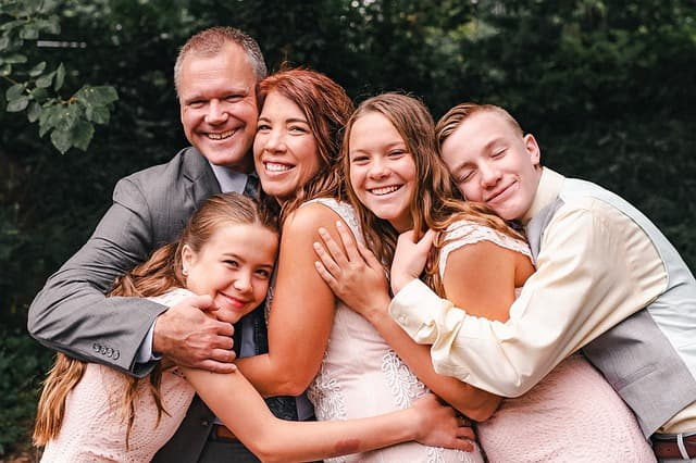 Family Wedding BestGoodCaptions.com