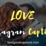 Best Love Captions for Instagram
