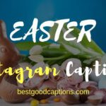 Easter Captions for Instagram