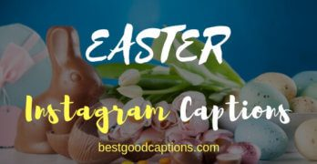 Easter Captions for Instagram
