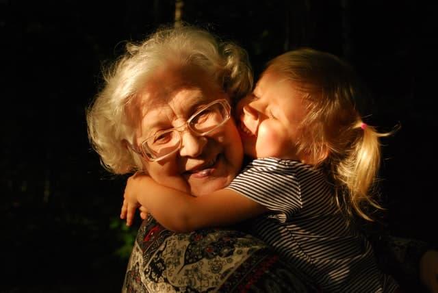 Love Captions for Grandparents