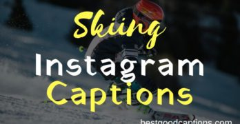 Best Skiing Captions for Instagram