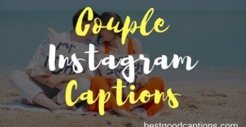 Couple Instagram Captions