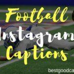 Football Captions for Instagram