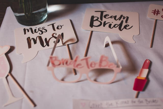 cute bridal shower captions for instagram for bride pictures