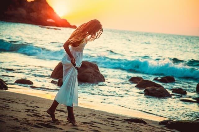 Beach Captions for Girlfriend