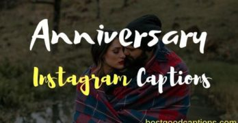 Anniversary Captions