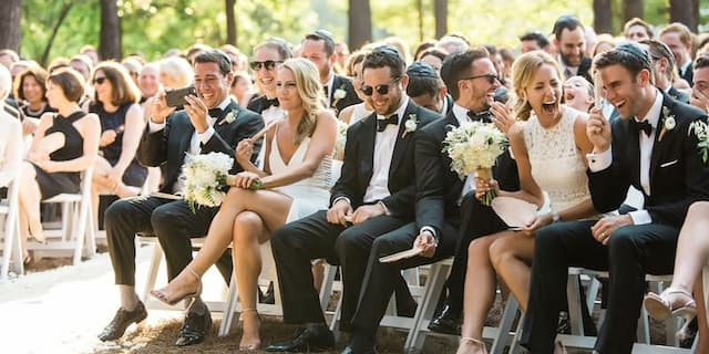 Captions for Wedding Guest Posts