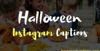 Halloween Captions for Instagram