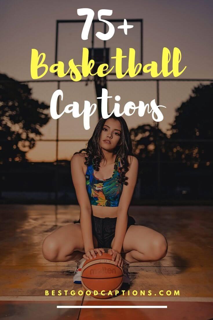 Instagram Caption for Basketball