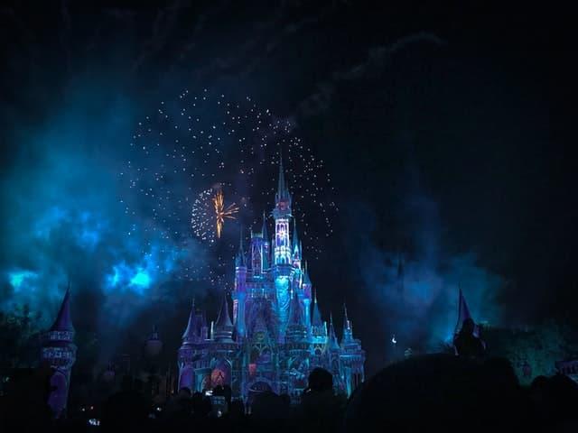 Disney Castle Captions