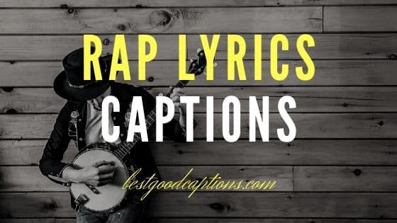 Rap Lyrics Captions
