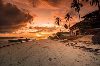 Beach Sunset Captions