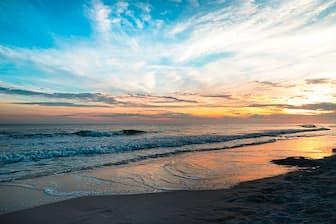 Beach Vibes Captions