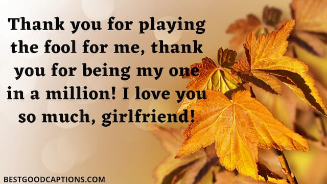 Appreciation Messages for Her