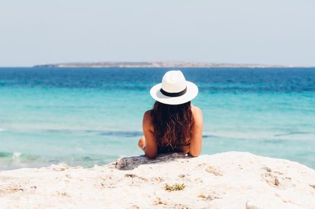 Beach Vacation Captions