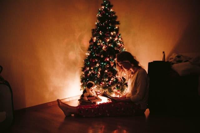 Christmas Tree Captions