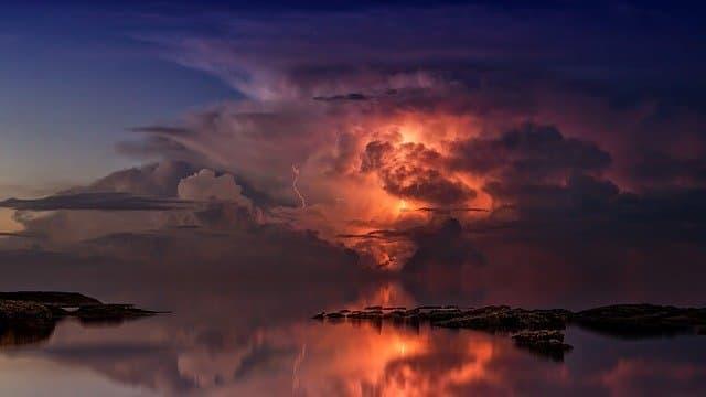 Evening Sky Captions for Instagram