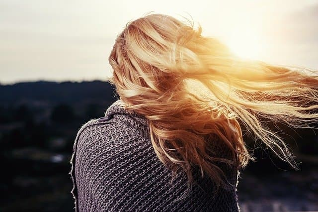 Blonde Hair Stylist Captions