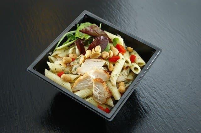 Healthy Pasta Salad Captions