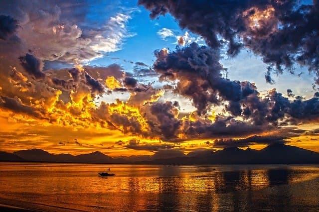 Sea Scenery Captions for Instagram