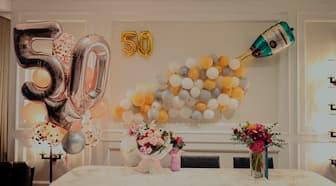 50th Wedding Anniversary Invitation Captions