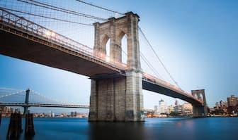 Brooklyn Bridge Captions for Instagram Post