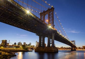 Brooklyn Bridge Dumbo Captions