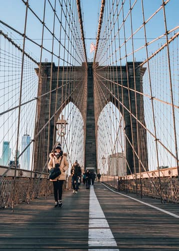 Clever Instagram Captions for Brooklyn Bridge