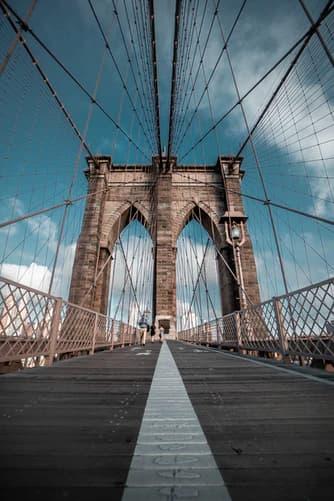 Cute Brooklyn Bridge Captions