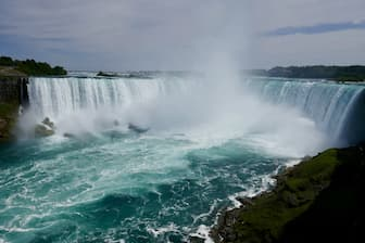 Niagara Falls Captions for Instagram Post