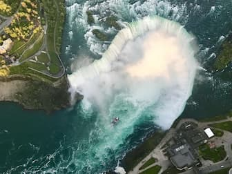 Winter Niagara Falls Quotes