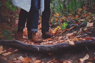 Fall Captions for Couples