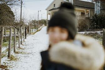 Captions for Blur Mirror Selfie