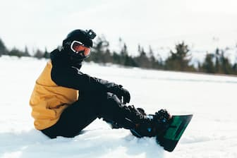 Catchy Snowboarding Captions